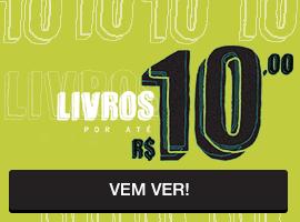 Livros até R$10,00!