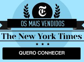 Os mais vendidos do The New York Times