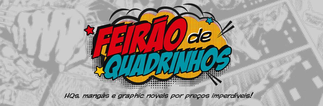 Feirão de quadrinhos