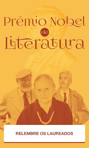 Ganhadores do prêmio Nobel de Literatura